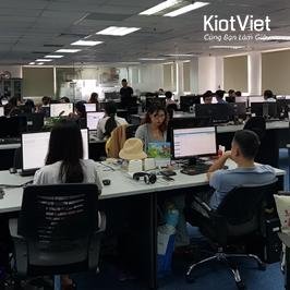 Tăng trưởng hơn 300% mỗi năm, KiotViet đổi trụ sở mới