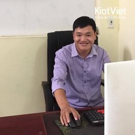 KiotViet trao Vali Giải Nhất GIỚI THIỆU KHÁCH HÀNG tháng 8