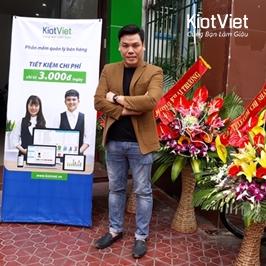 KiotViet tưng bừng khai trương chi nhánh mới tại Hải Phòng