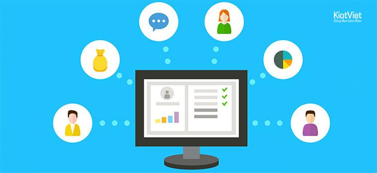 Quản lý khách hàng hiệu quả có vai trò hỗ trợ cho việc kinh doanh của cửa hàng