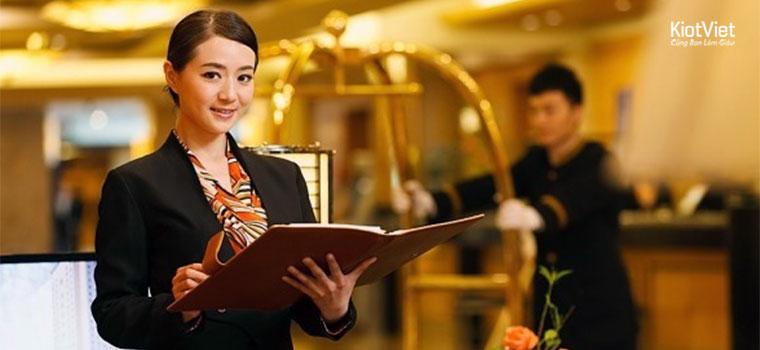 Nghề quản lý khách sạn nhà hàng – lựa chọn yêu thích của nhiều bạn trẻ hiện nay