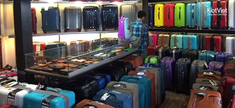 'Bí kíp' chọn vali chuẩn - hành trang cho những chuyến đi xa