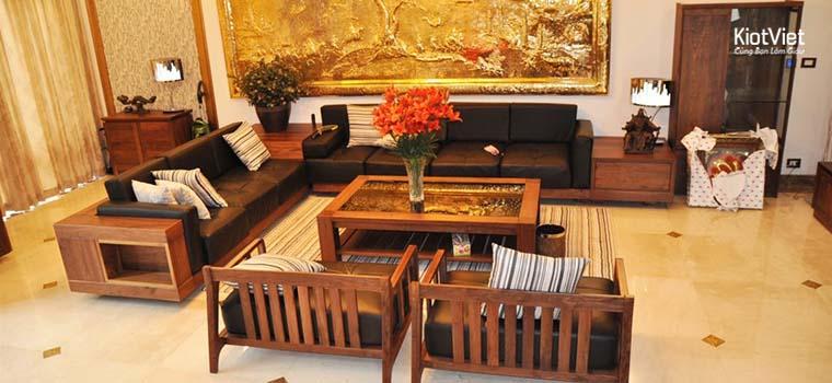 Kinh doanh đồ gỗ nội thất phải khác biệt