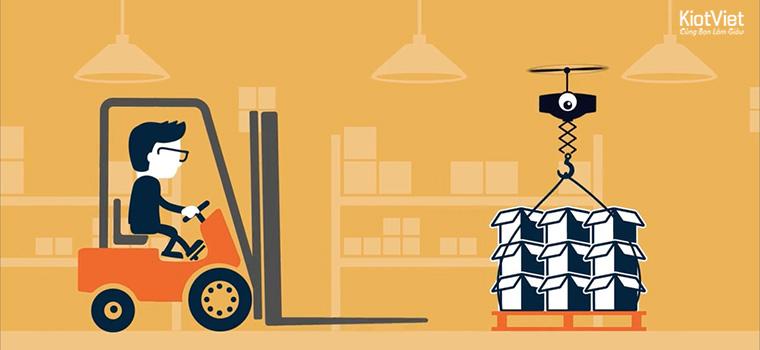 Quy định quản lý kho cần được xây dụng phù hợp với từng cửa hàng