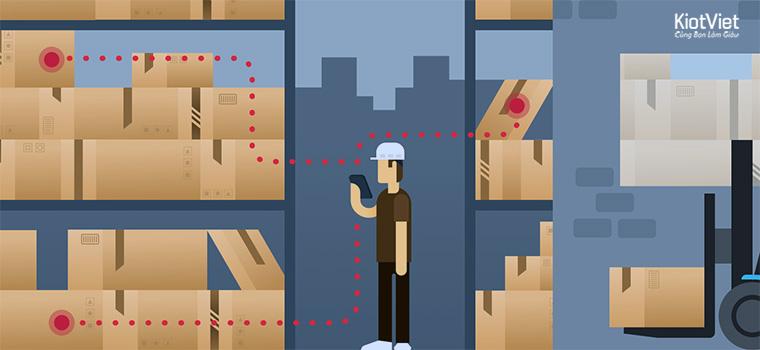 Quy định quản lý kho giúp hoạt động theo dõi hàng hóa hiệu quả hơn