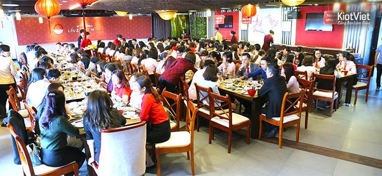 Giải pháp GIẢM QUÁ TẢI khách hàng mùa du lịch cho nhà hàng