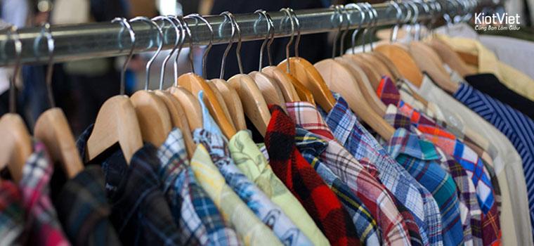 Quản lý xuất nhập kho hàng thời trang