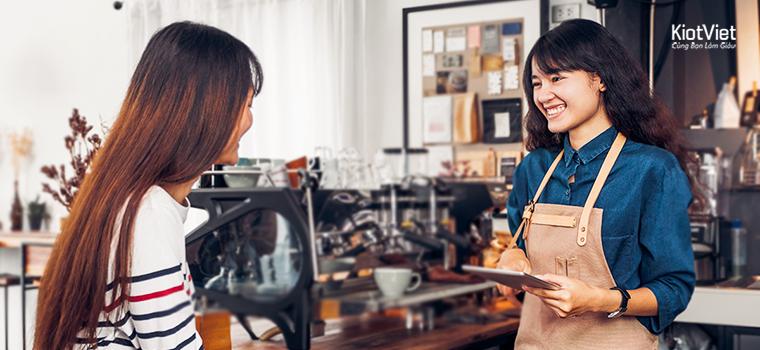 TỐI ƯU quy trình phục vụ - GIA TĂNG doanh thu cửa hàng