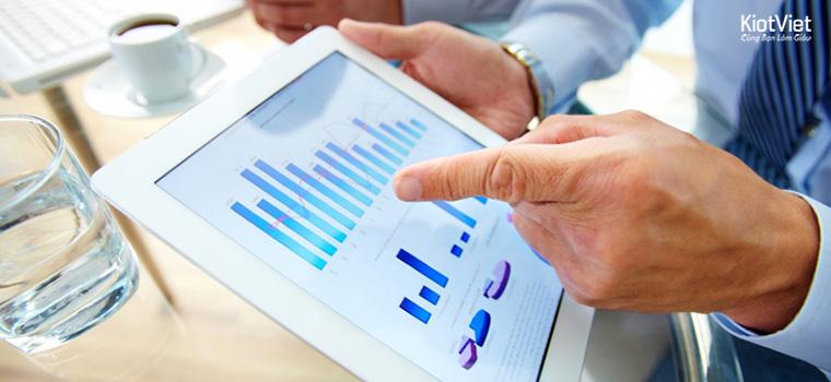 Phần mềm quản lý thu chi doanh nghiệp hỗ trợ hiệu quả cho quá trình theo dõi thu chi