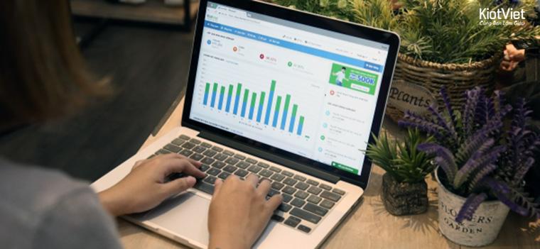 Phần mềm quản lý bán hàng online miễn phí dùng thử