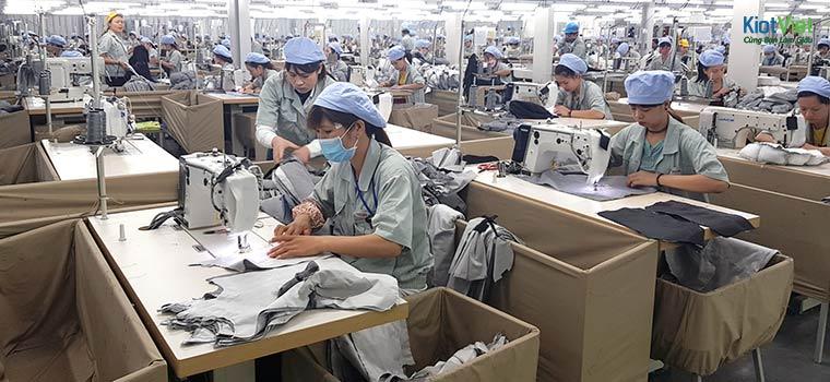 Phần mềm quản lý đơn hàng sản xuất