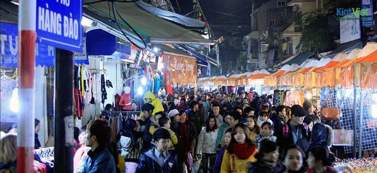 Phần 3 - Kinh nghiệm lấy hàng THỜI TRANG ở Hàng Ngang, Hàng Đào
