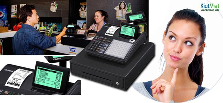 Máy tính tiền POS là gì? Ứng dụng của máy POS tính tiền