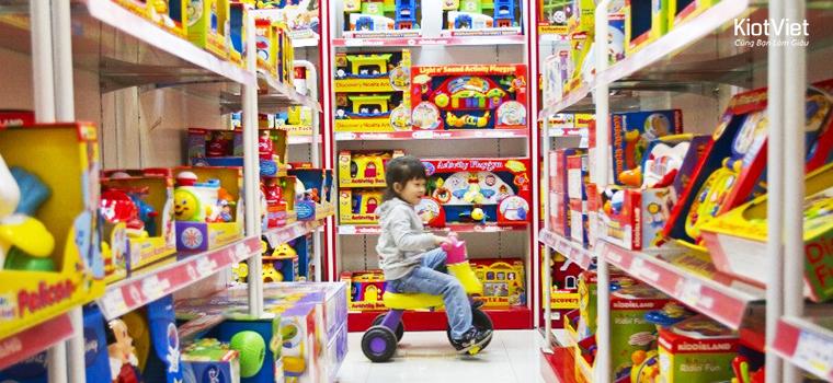 Sản phẩm đồ chơi chất lượng