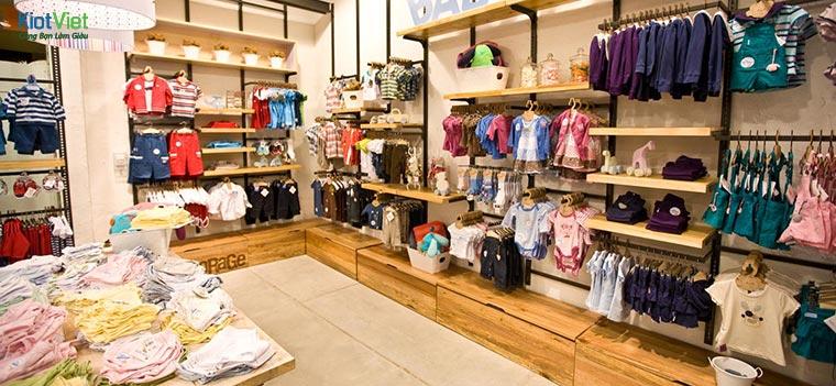 5 kinh nghiệm kinh doanh quần áo trẻ em cho người mới bắt đầu