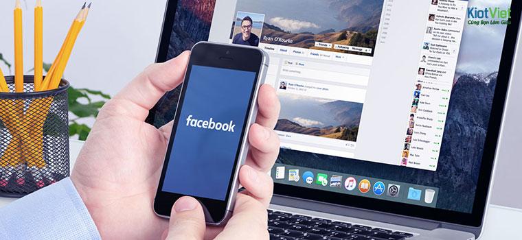 Facebook là kênh tiếp cận được nhiều khách hàng có nhu cầu mua đặc sản vùng miền