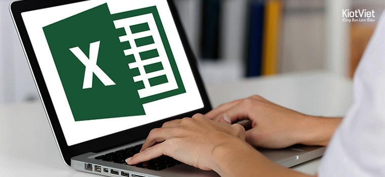 Excel hay phần mềm quản lý bán hàng - Kẻ cũ người mới, bên nào lợi hơn?