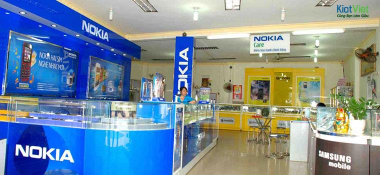 Kinh doanh điện thoại cần đa dạng sản phẩm cho khách lựa chọn