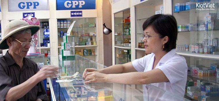 Nhà thuốc phải đạt tiêu chuẩn GPP của bộ y tế