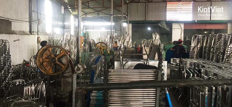 Inox Nam Việt – Nhà cung cấp thiết bị Inox hàng đầu