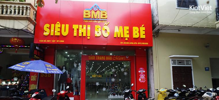 Học Mẹ Bỉm Sữa bí quyết kinh doanh thành công cửa hàng Mẹ và bé!!!