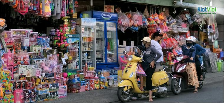 Thói quen mua sắm của người Việt
