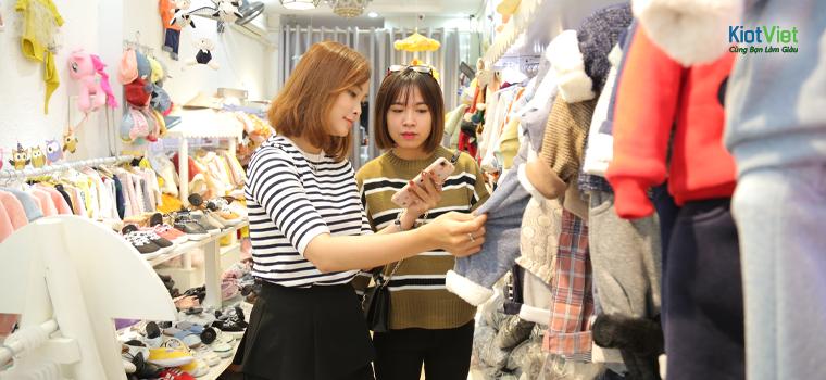 Sử dụng phần mềm quản lý bán hàng cho ngành thời trang
