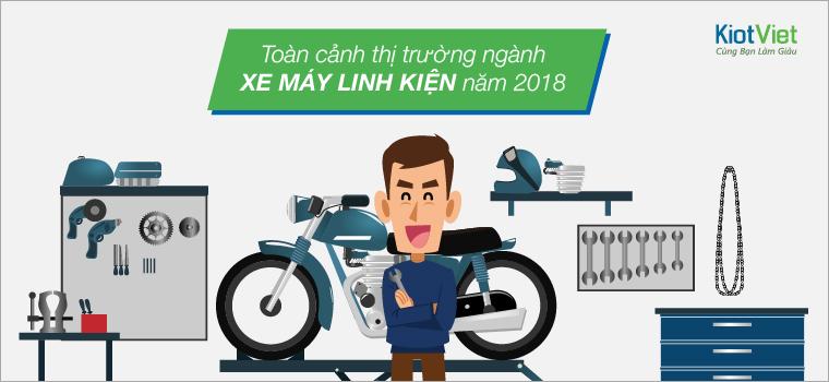 Xe máy - Linh kiện 2018
