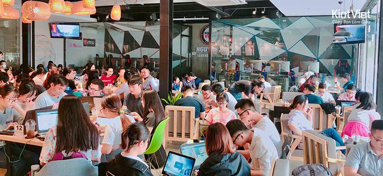 Nguyen Vu Icafe - Mô hình Cafe Game độc đáo