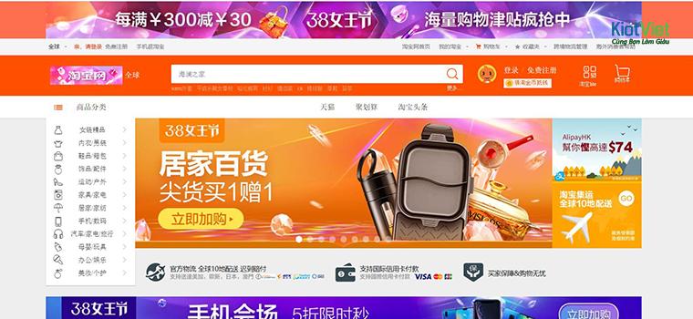 Nhập hàng Trung Quốc Online