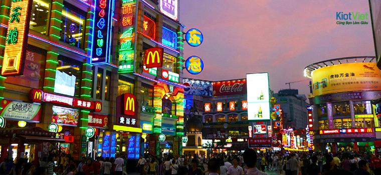 Nhập hàng Trung Quốc tại Quảng Châu