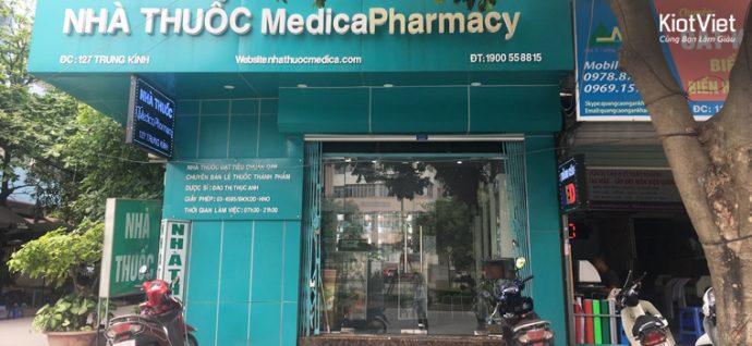 MedicaPharmacy và bài học kinh doanh nhà thuốc đầy thách thức