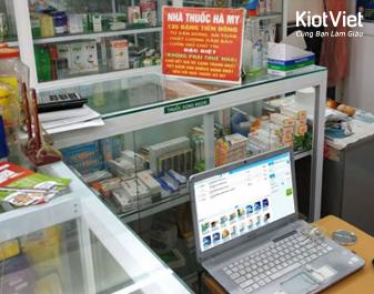 Nhà thuốc Hà My - kinh doanh hiệu quả nhờ quản lý tốt kho thuốc
