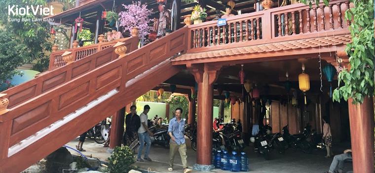Cafe Nhà sàn Tây Bắc - bài học quản lý thành công quán cà phê hơn 1000m2