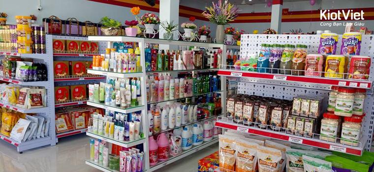 Nguyên tắc thiết kế cửa hàng tạp hóa đơn giản nhưng cực hút khách