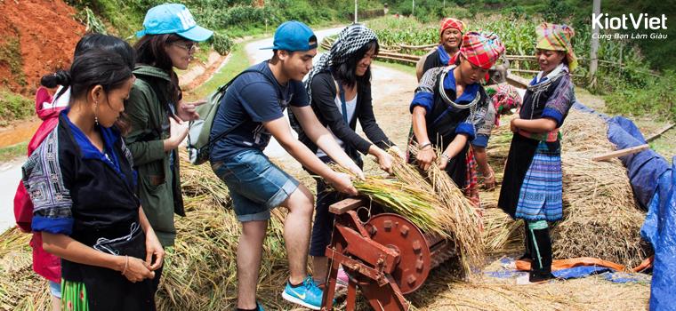 Học cách làm giàu ở nông thôn ngay với ý tưởng du lịch sinh thái