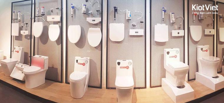 Mẹo nào giúp bạn kinh doanh thiết bị vệ sinh thành công?