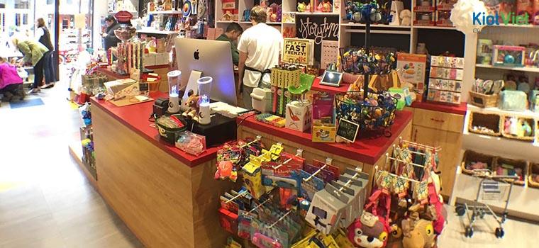 Kinh nghiệm nhập hàng đồ chơi trẻ em cho chủ cửa hàng