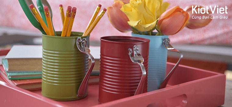 Cách làm đồ handmade để bán với 5 loại vật liệu thông thường