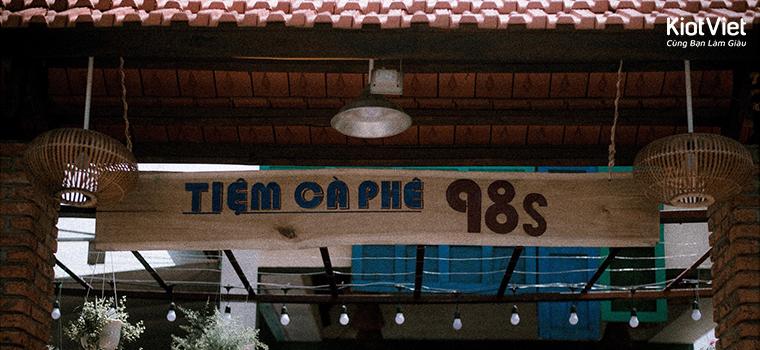 Tiệm Cafe 98s