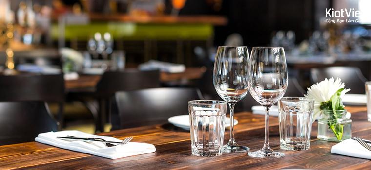 Mở nhà hàng ăn uốngliệu dễ có lợi nhuận?