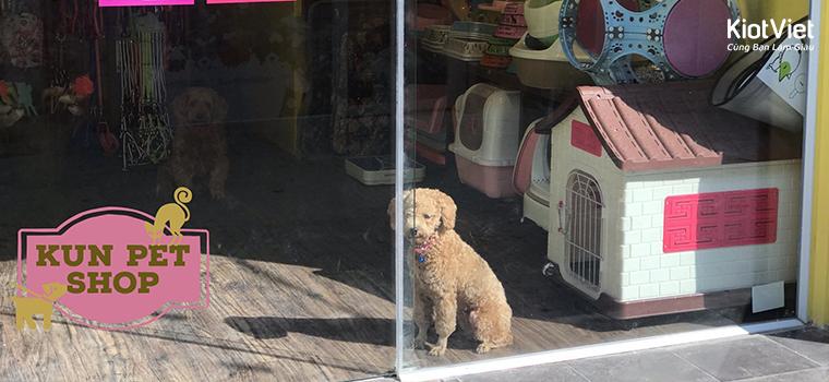 kun pet shop