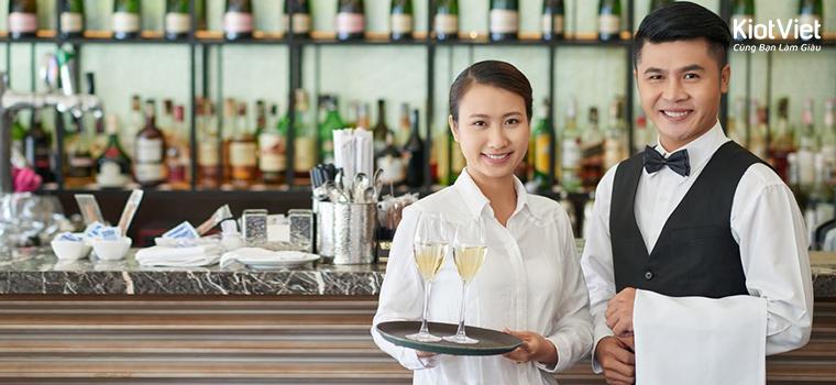 Chia sẻ 5 cách quản lý nhân viên nhà hàng siêu hiệu quả