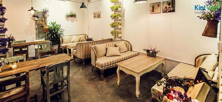 Bật mí 4 Mẹo thiết kế quán cafe có diện tích nhỏ cho chủ kinh doanh