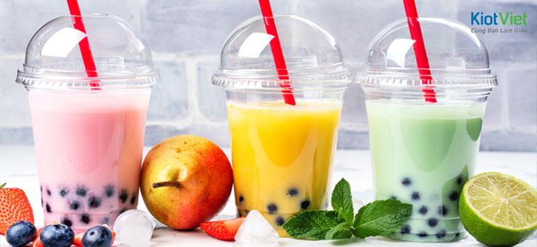 Kinh nghiệm mở quán trà sữa thu hút cực đông khách hàng