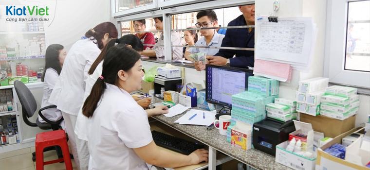 Phần mềm quản lý bán hàng nhà thuốc chuyên nghiệp