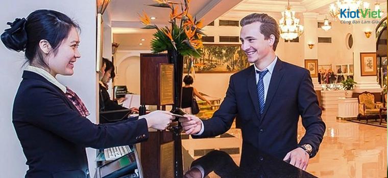 quản trị nguồn nhân lực trong khách sạn