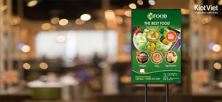 4 Hình thức khuyến mại cuối năm cực hút khách cho nhà hàng