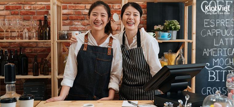Bật mí kinh nghiệm tự setup quán cafe cho người mới kinh doanh