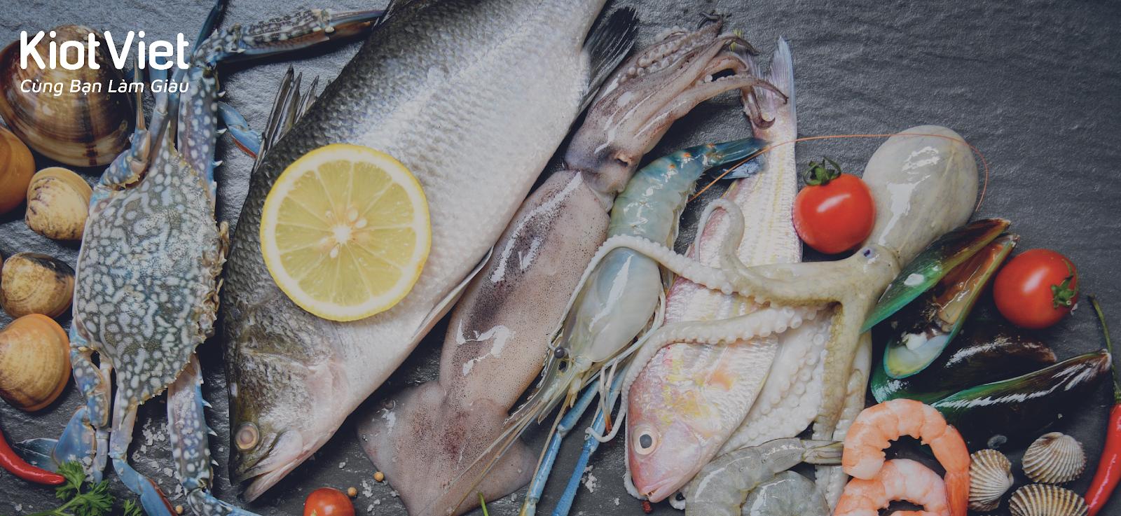 3 mô hình kinh doanh hải sản kiếm TIỀN TRIỆU mỗi ngày